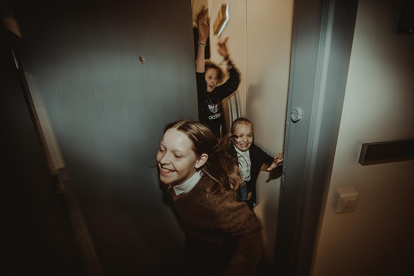 Gimtadienis pabėgimo kambaryje